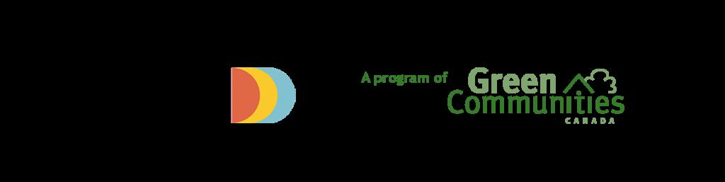 Ontario Active School Travel - A Green Communities Canada Program Logo