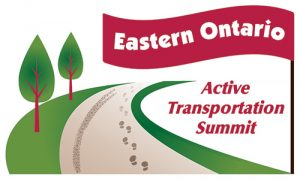 Eastern Ontario Active Transportation Summit Logo