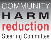 Community Harm Reduction Steering Committee Logo