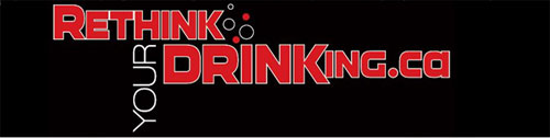 Rethink Your Drinking Campaign Logo
