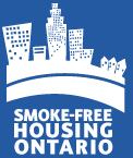 Smoke-Free Ontario Housing Logo