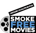 Smoke-Free Movies Logo