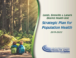 2019–2022 Strategic Plan Cover